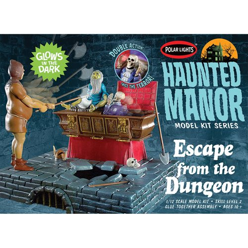 Haunted Manor: Escape from the Dungeon