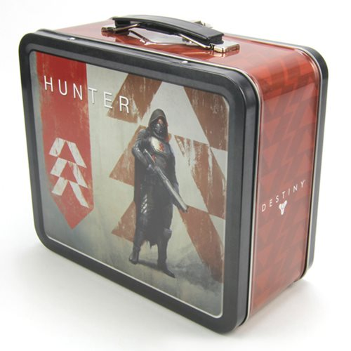 Destiny Guardian Hunter Tin Tote Lunch Box