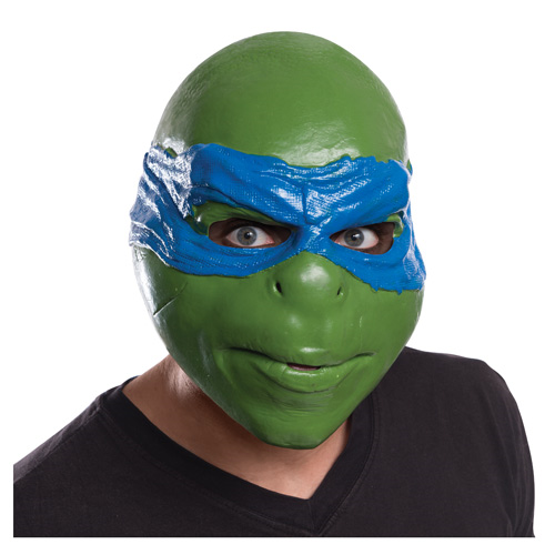 Teenage Mutant Ninja Turtles Movie Leonardo Adult Mask
