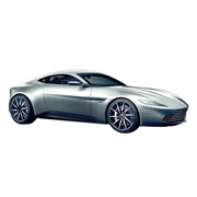 James Bond Spectre Aston Martin DB10 1:18 Scale Hot Wheels Elite Die-Cast Vehicle