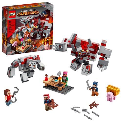LEGO 21163 Minecraft The Redstone Battle