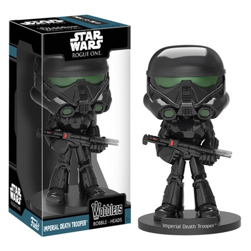 Star Wars Rogue One Imperial Death Trooper Bobble Head