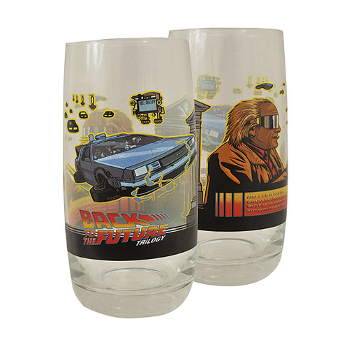 Back to the Future II Tumbler