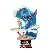 Lilo & Stitch Stitch Surf D-Stage DS-030 Statue - Previews Exclusive