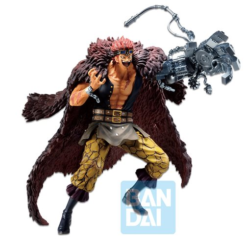 One Piece Eustass Kid Best Of Omnibus Ichiban Statue
