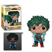 My Hero Academia Deku Full Cowl Glow-in-the-Dark Pop! Vinyl Figure - Entertainment Earth Exclusive