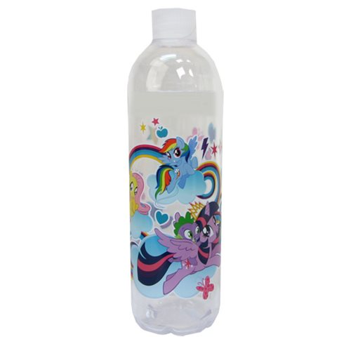 My Little Pony: Friendship is Magic Acrylic Twist Top Water Bottle