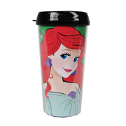 The Little Mermaid Ariel 16 oz. Plastic Travel Mug
