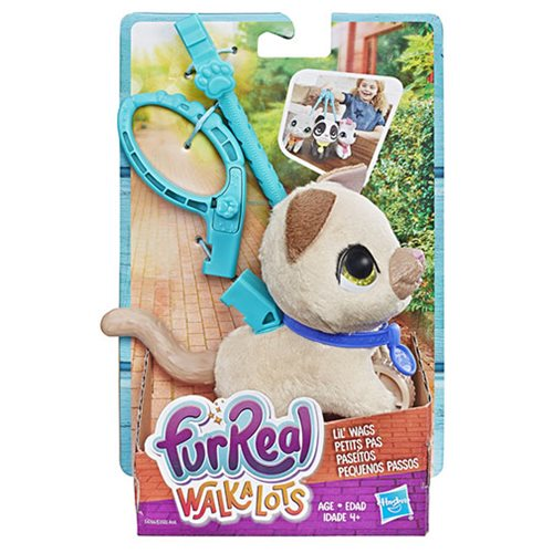 FurReal Walkalots Lil Wags Wave 1 Case.