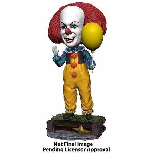 IT Pennywise 1990 Head Knocker Bobble Head