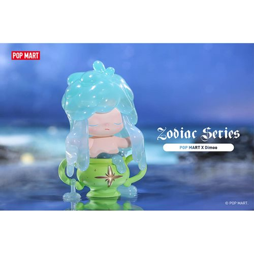 Dimoo Zodiac Series Blind Box Vinyl Figures Case of 12