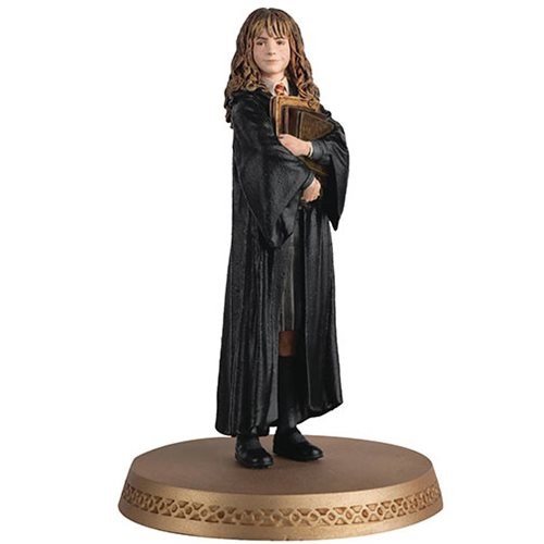 Harry Potter Wizarding World Collection Hermione Figure with Collector Magazine #11