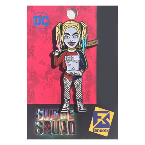 Suicide Squad Harley Quinn Pin