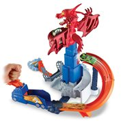 Hot Wheels Dragon Blast Playset