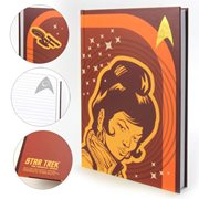 Star Trek: The Original Series Uhura Journal Hardcover Faux Leather Journal