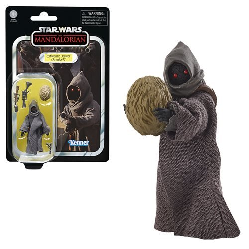 Star Wars The Vintage Collection Offworld Jawa Action Figure