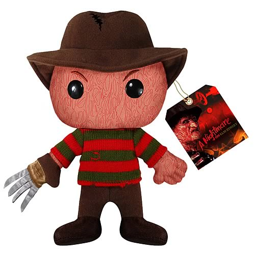 Nightmare On Elm Street Freddy Krueger 7-Inch Plush