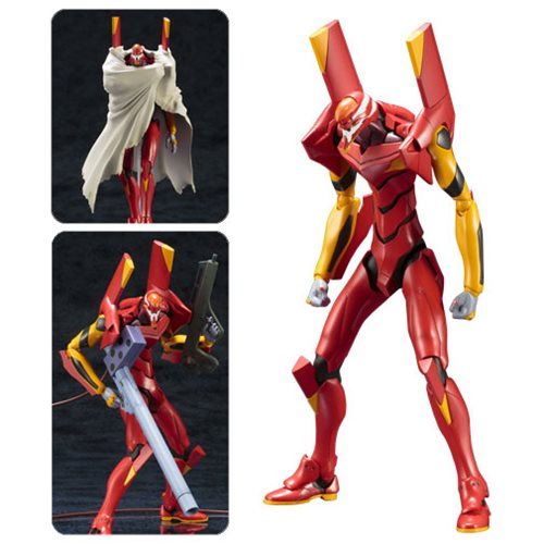Neon Genesis Evangelion Unit-02 TV Version Model Kit - Rerun