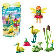 Playmobil 9138 Fairy Girl with Storks