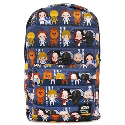 Star Wars: A New Hope Character Backpack