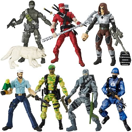 G.I. Joe 25th Anniversary Action Figures Wave 3