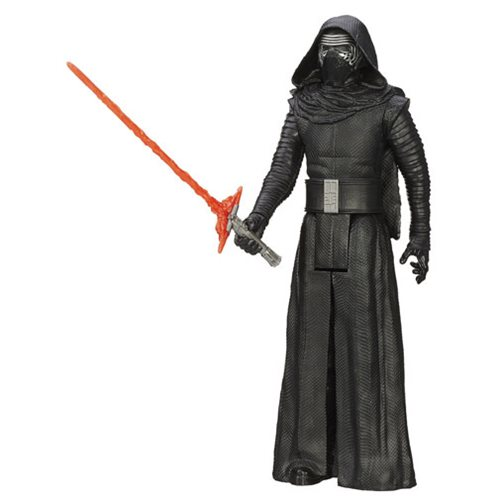 Star Wars: The Force Awakens 12-Inch Kylo Ren Figure, Not Mint