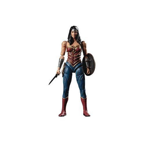 Injustice 2 Wonder Woman 1:18 Action Figure - Previews Exclusive