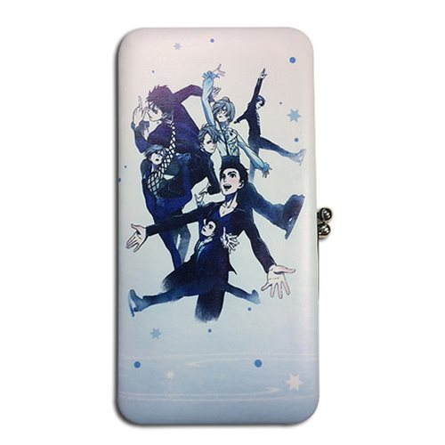 Yuri on Ice Key Art Hinge Wallet
