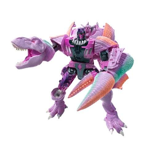Transformers War for Cybertron Kingdom Leader Megatron (Beast)