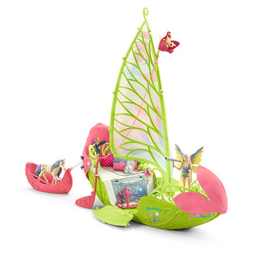 Bayala Sera's Magical Flower Boat Playset