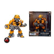 Transformers The Last Knight Bumblebee Metals 4-Inch Die-Cast Metal Action Figure