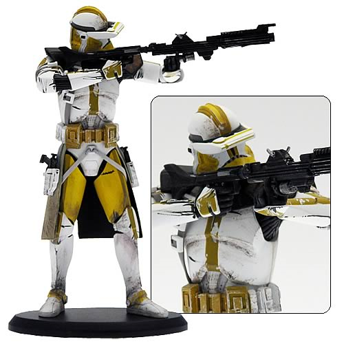 Star Wars Elite Collection Commander Bly 1:10 Scale Statue