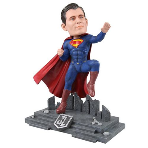 Justice League Movie Superman Bobble Head