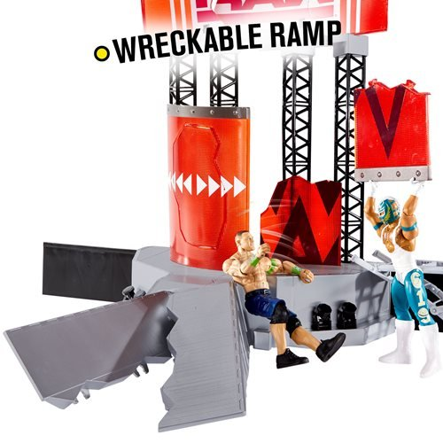 WWE Wrekkin' Entrance Stage Playset