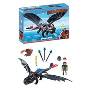 Playmobil 9246 How to Train Your Dragon Hiccup and Toothless Figure Set