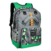Minecraft Emerald Survivalist Backpack