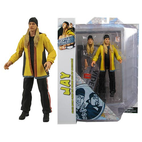 Jay and Silent Bob Strike Back Jay Diamond Select Action Figure