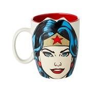 DC Comics Wonder Woman Sculpted 16 oz. Mug