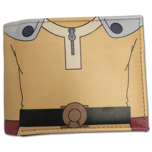 One Punch Man Saitama Clothes Wallet