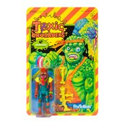 Toxic Crusaders Junkyard 3 3/4-Inch ReAction Figure