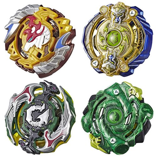 Beyblade Burst Turbo Slingshock Single Top Wave 3 Case