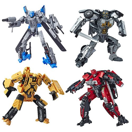 Transformers Studio Series Premier Deluxe Wave 6 Rev. 1 Set