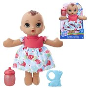 Baby Alive Lil' Slumbers Doll Brunette