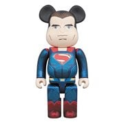 Batman v Superman: Dawn of Justice Superman 1000% Bearbrick Figure