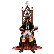 Captain Harlock Anime Figure Statue