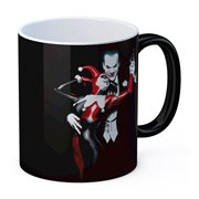 DC Universe Masterworks Collection Harley Quinn and Joker Ceramic Mug