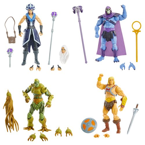 Masters of the Universe Masterverse Figure Wv 1 Case