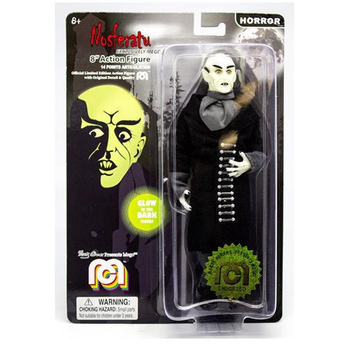 Nosferatu Glow in the Dark 8-Inch Action Figure