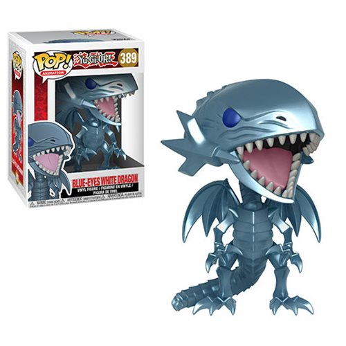 Yu-Gi-Oh! Blue Eyes White Dragon Pop! Vinyl Figure #389