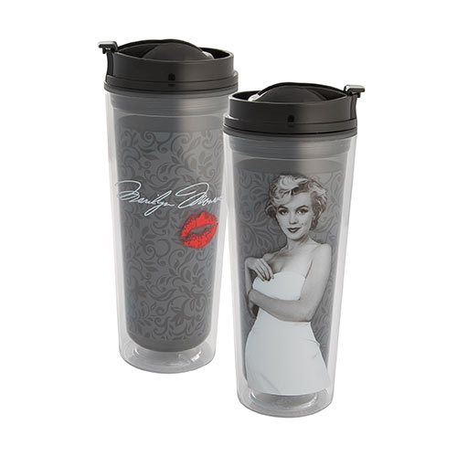 Marilyn Monroe 16 oz. Acrylic Travel Tumbler